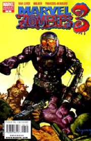 Marvel Zombies 3 #1 Suydam Cover (2008) Marvel comic book